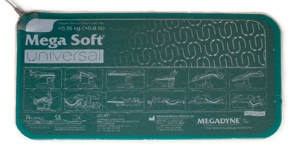0845 MEGADYNE MEGA SOFT UNIVERSAL WITH CABLE