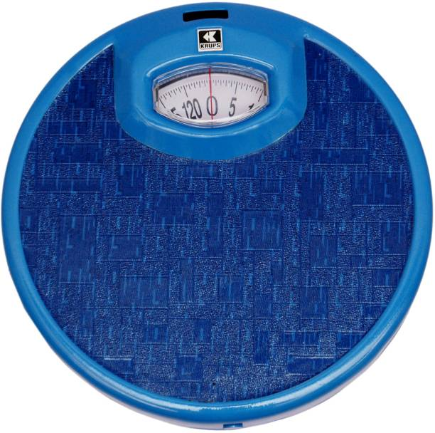KRUPS WEIGHING SCALE ROUND