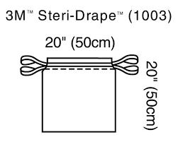 1003 STERI-DRAPE ISOLATON BAG