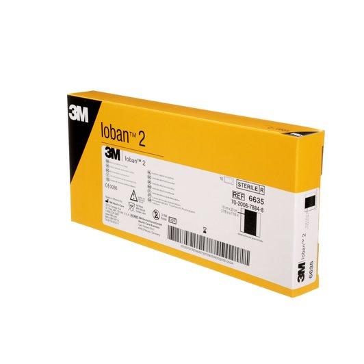 3M™ IOBAN™ 2 ANTIMICROBIAL INCISE DRAPE 6635