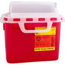 305517 SHARP COLLECTOR 5.4 QT RED