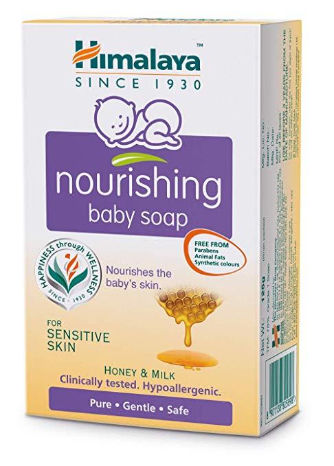 NOURISHING BABY SOAP 75 GM