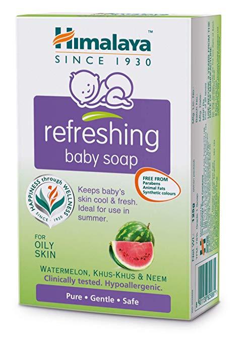 REFRESHING BABY SOAP 75 GM