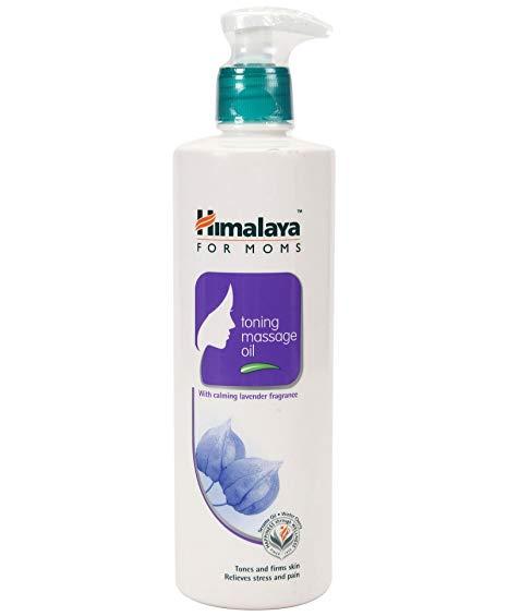 HIMALAYA TONING MASSAGE OIL 500ML - FOR MOMS
