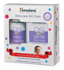 BABY CARE GIFT BOX (COMBI) (POWDER+SOAP)