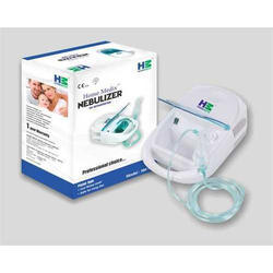 HOME MEDIX PISTON TYPE COMPRESSOR NEBULIZER - HM PRO