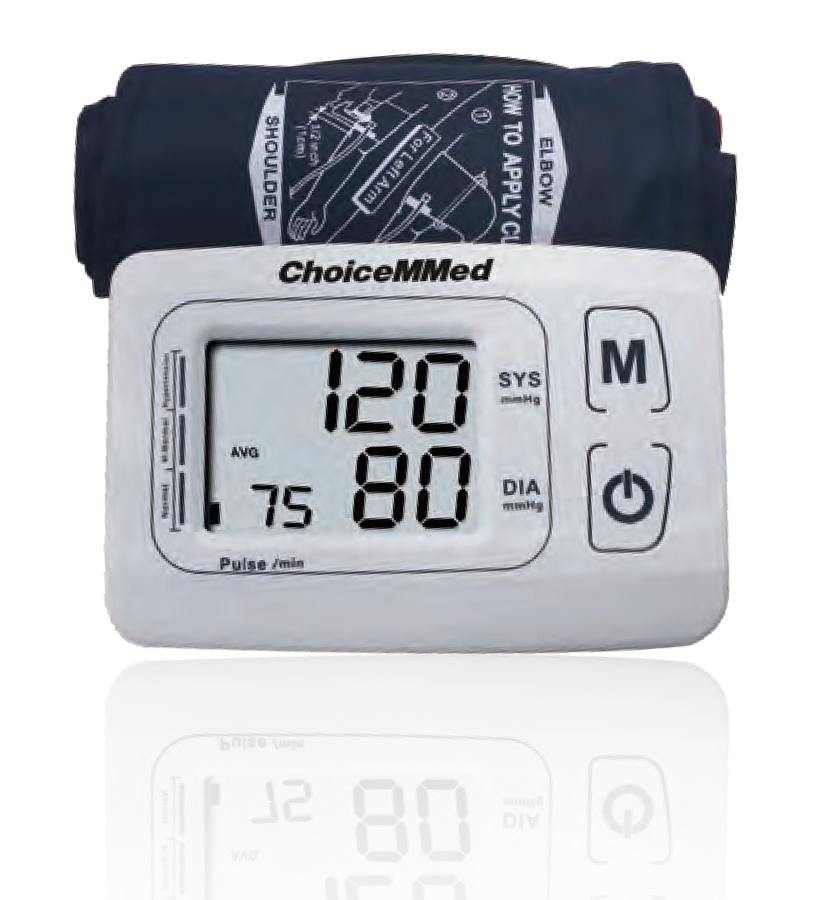 CBP1E2 CHOICEMMED BLOOD PRESSURE MONITOR