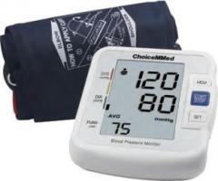 CBP1E1 CHOICEMMED ARM TYPE BLOOD PRESSURE MONITOR