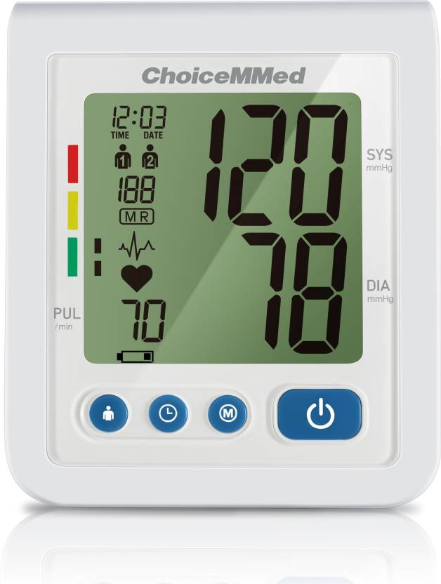 CBP1K3 CHOICEMMED BLOOD PRESSURE MONITOR
