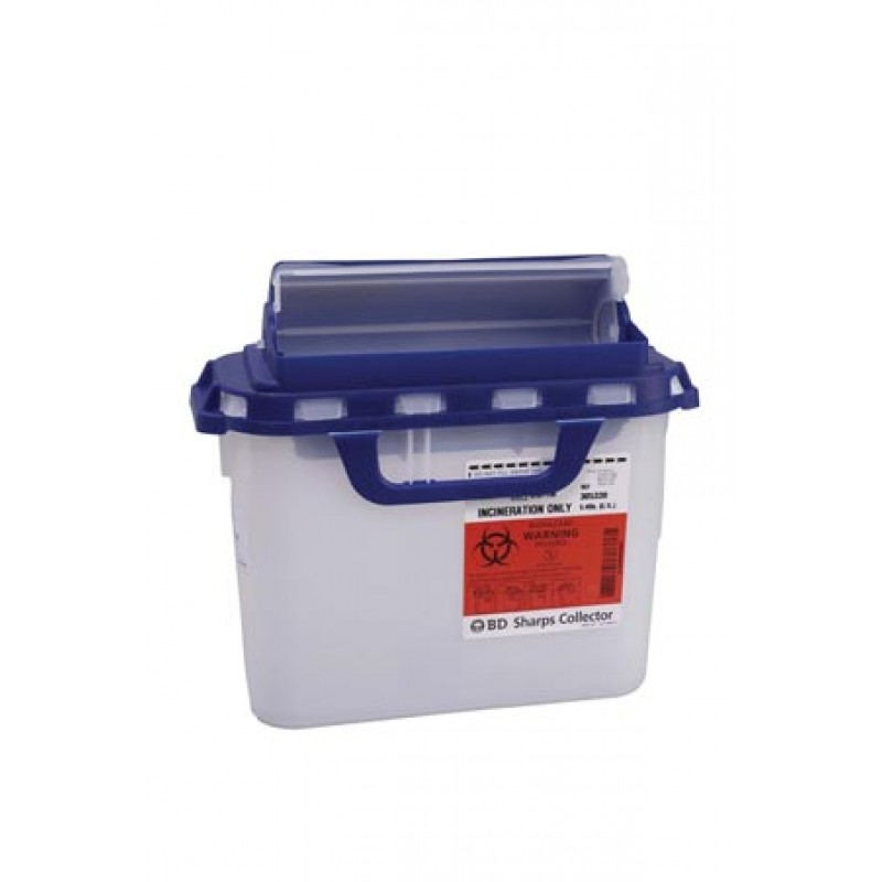 305330 SHARP COLLECTOR 5.4 QT BLUE/WHITE
